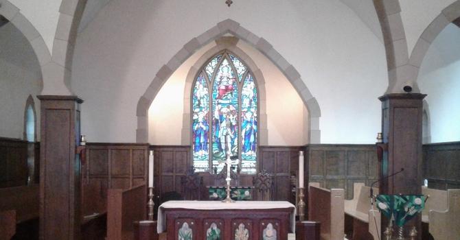 Service of Worship for Maundy Thursday image