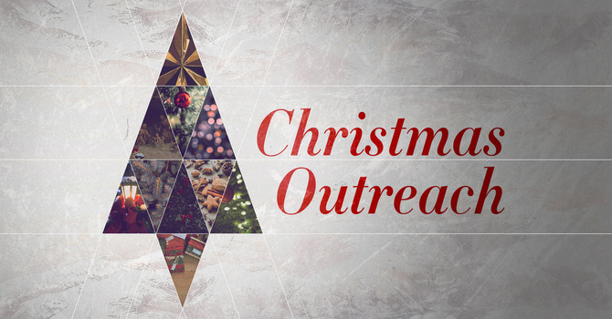 Christmas Outreach Opportunities image