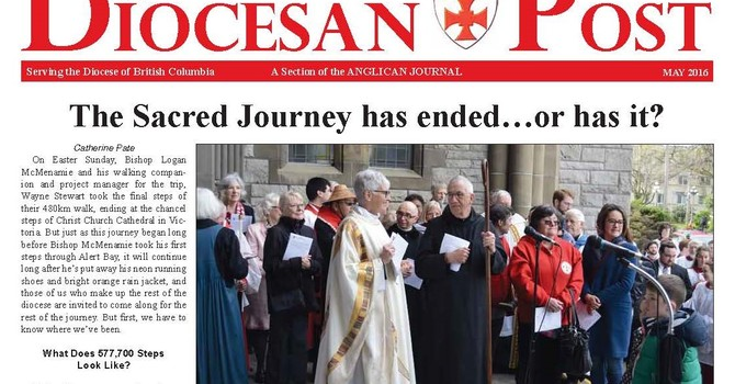 March 2016 Diocesan Post image