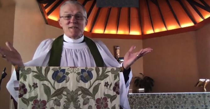 Video Devotion - Sunday July 19 image