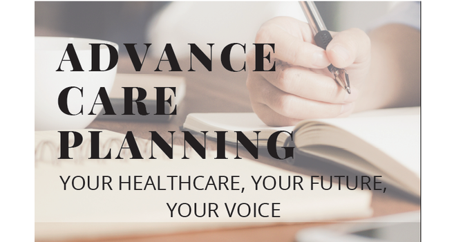 Free Advance Care Planning Workshop image