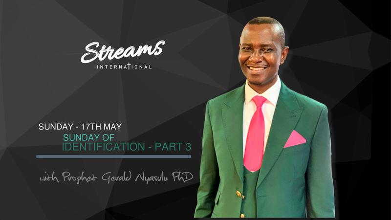 Sunday Service With Prophet Gerald Nyasulu PhD. (17 /05/ 2020)