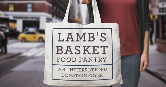 Lamb's Basket Now Open image