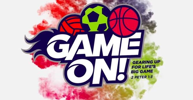 """Game On"" VBS - August 7-11, 2018 image"