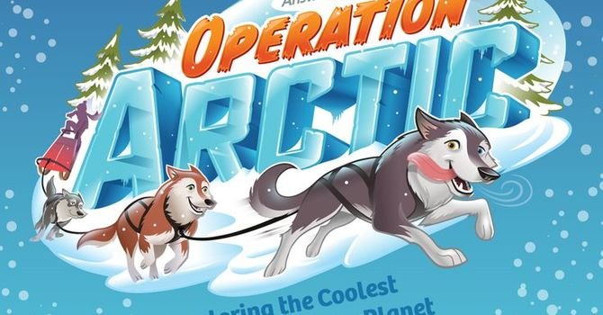 GO2 New Session - Operation Arctic image