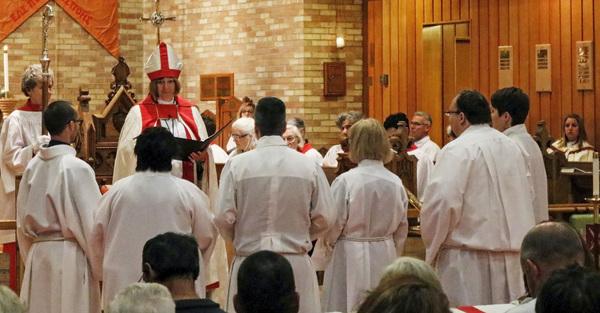Service of Ordination