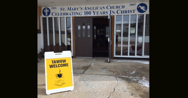 Tawow / Welcome at St. Mary