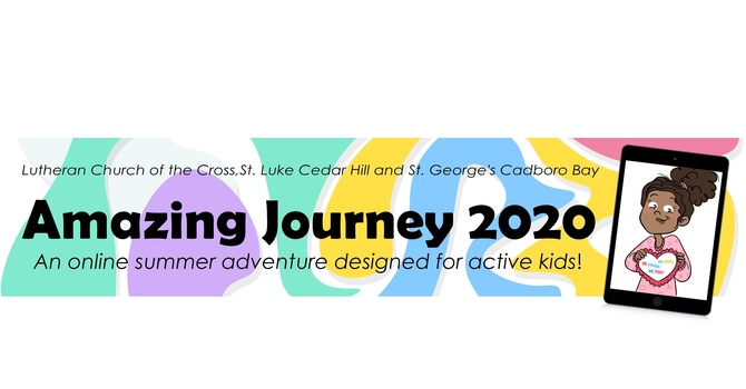 What a Day at This Year's Amazing Journey Camp Will Look Like image