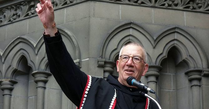 Bishop Logan Tenders his Resignation as of May 1, 2020 image