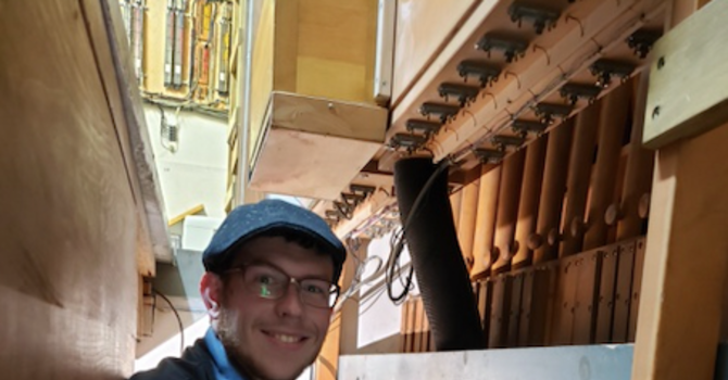Repairs Completed to St. Luke's 94-Year Old Organ image