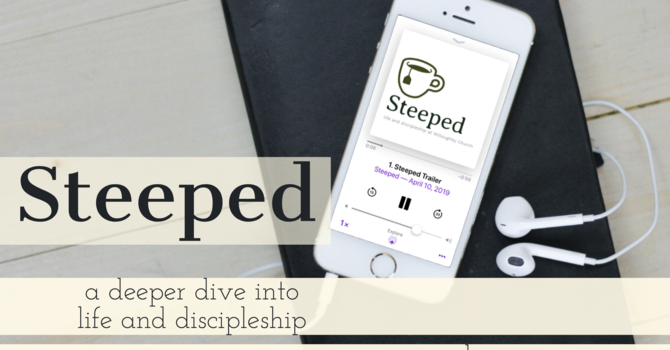 Listen to Steeped!  image