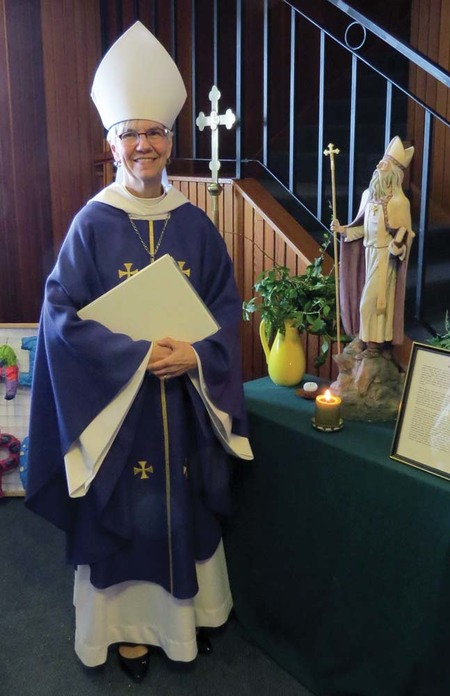 Tsawwassen Parish Marks Patronal Festival