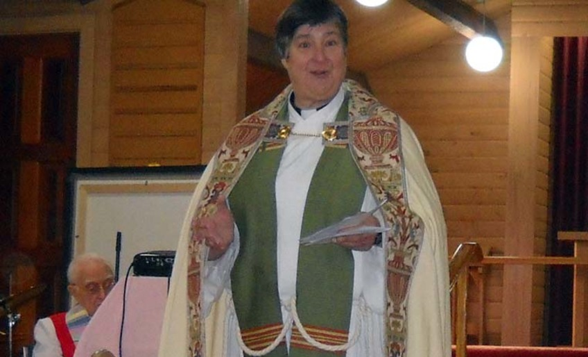 Secularization of St. Edward's, Bridgeport