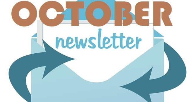 October 2019 Parish Newsletter  image