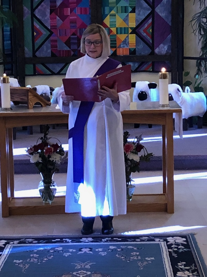 The Third Sunday In Advent
