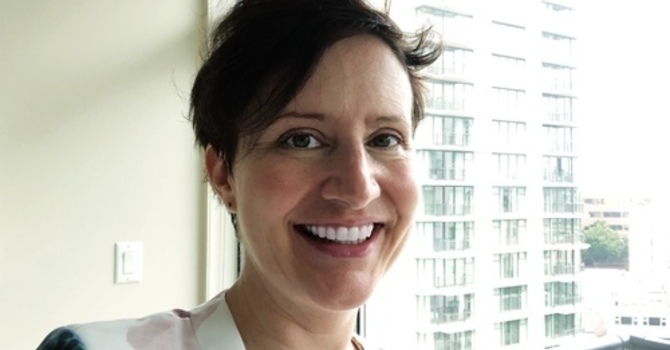 Katherine Walker appointed to St Paul, Nanaimo image