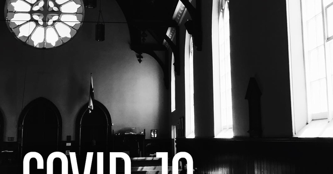 Update on COVID-19 measures in the Church