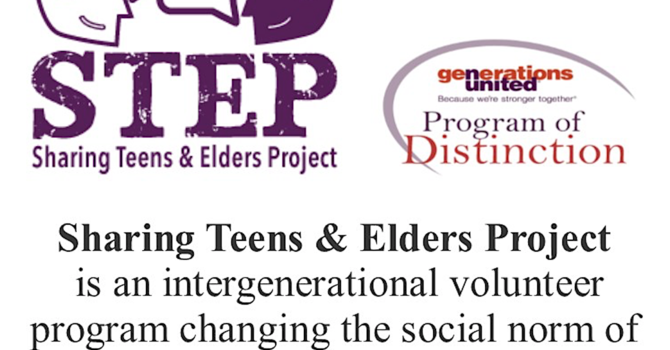 Sharing Teens and Elders Project image