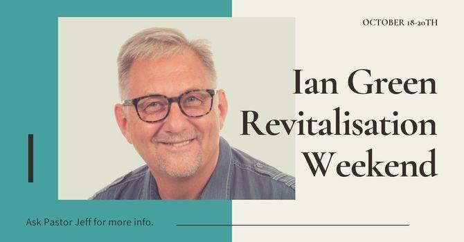Ian Green Weekend