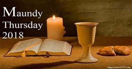 Maundy Thursday - Seder Dinner