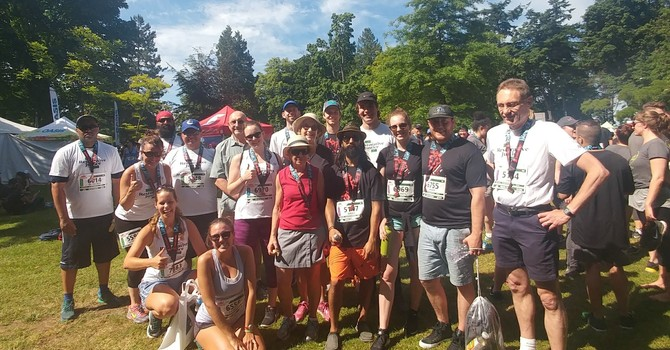 Thank you, Scotiabank Charity Challenge Supporters!  image