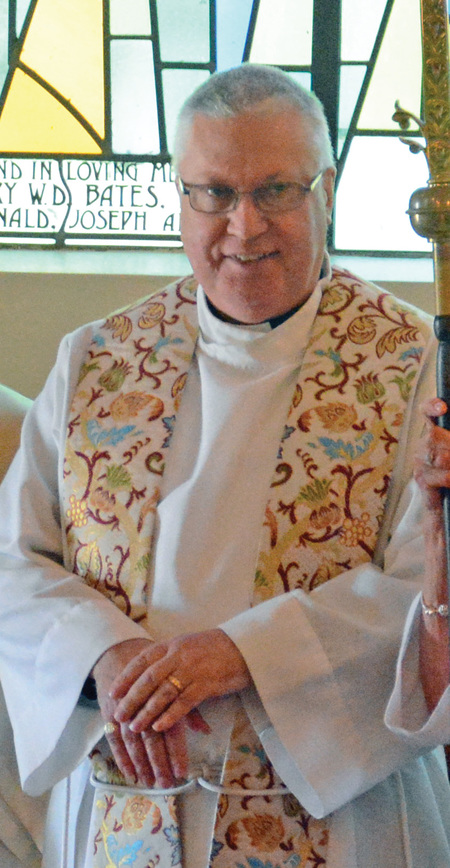 Clergy News Around the Diocese January 2018