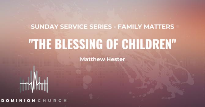 The Blessing of Children