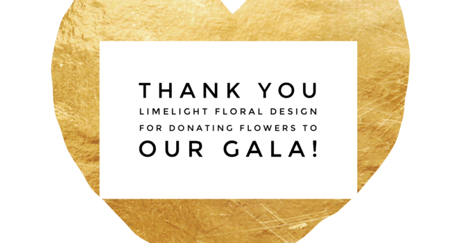 Thank you Limelight Floral Design!