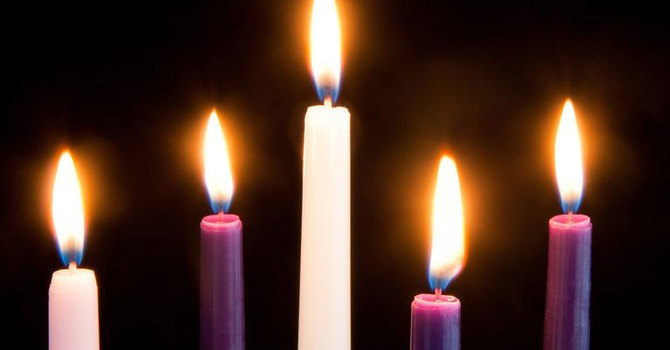 Advent Prayers image