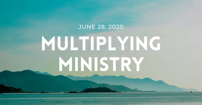 Multiplying Ministry