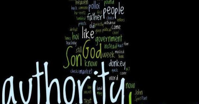Matthew 21: 14-16,  23-27 and John 20: 21-31 image
