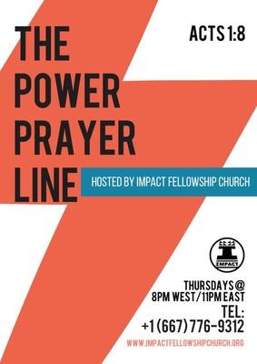 The Power Prayer Line