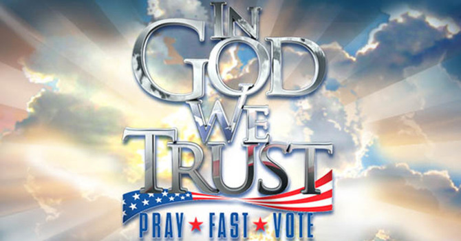 God's Lens for the Election - Sermon Text image