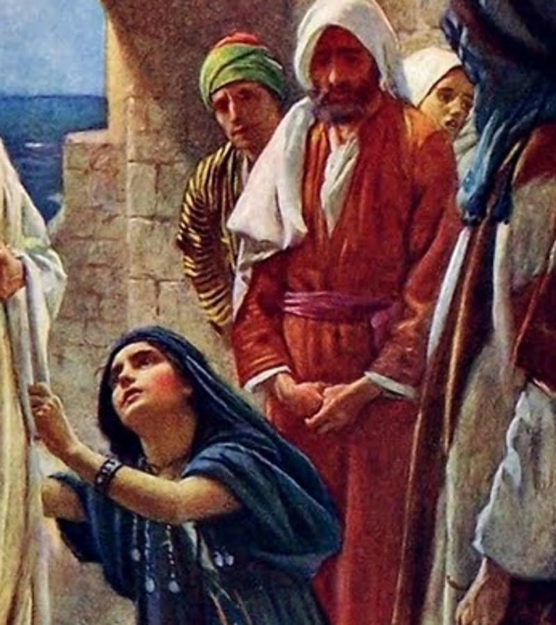 Pentecost 11A - August 16, 2020