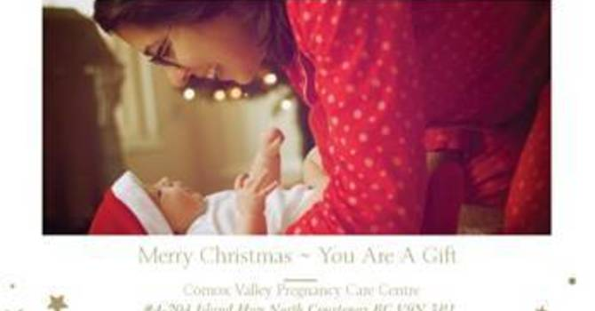 Merry Christmas from the Pregnancy Care Centre image