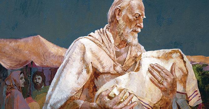 Genesis 18:1-15 and Genesis 21:1-7 image