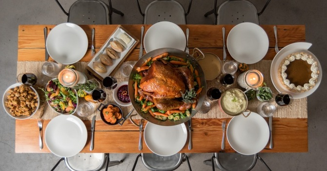TURKEY TIME RETURNS: RAILTOWN CATERING  image