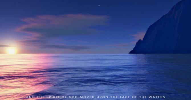 Awe and Wonder  John 1:1-14 and Genesis 1:1-2:3 image