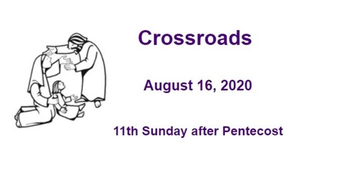 Crossroads August 16, 2020 image