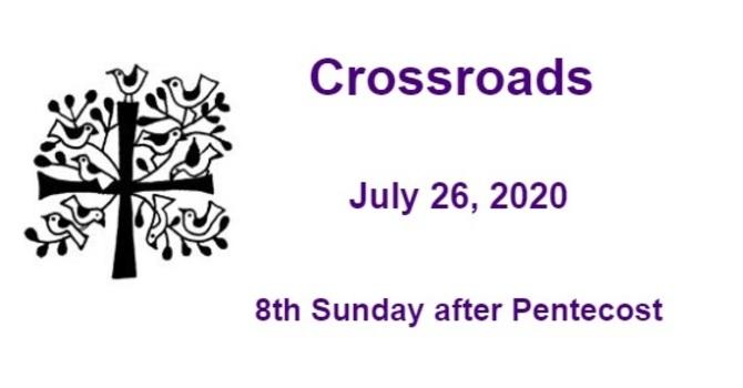 Crossroads July 26, 2020 image