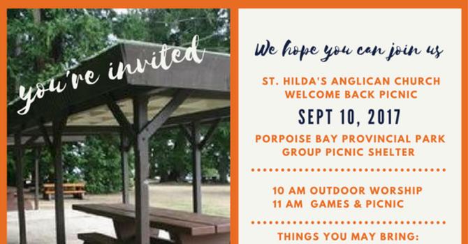 "St. Hilda's Celebrates ""Back to Church"""