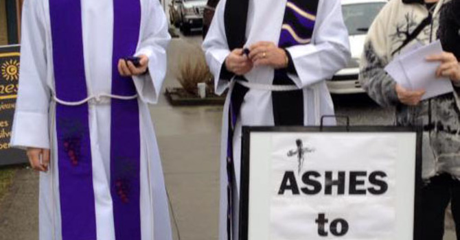 Ashes to Go in Sechelt