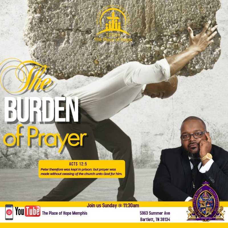 The Burden of Prayer