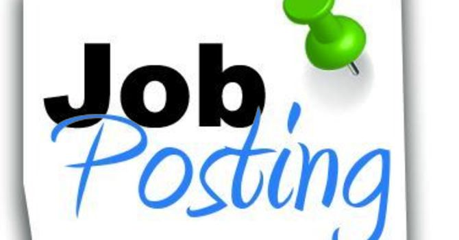 Job Posting - Archival Assistant  image