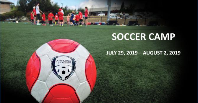 Soccer Camp 2019 image