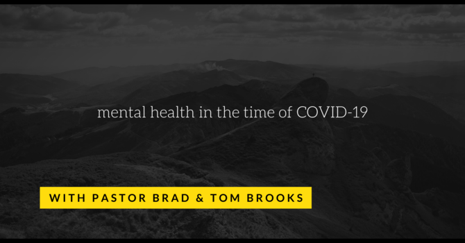 Mental Health In The Time Of COVID-19 image