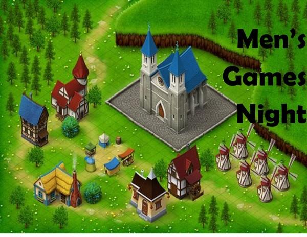 Men's Games Night