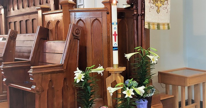 May 2020 Parish Letter image
