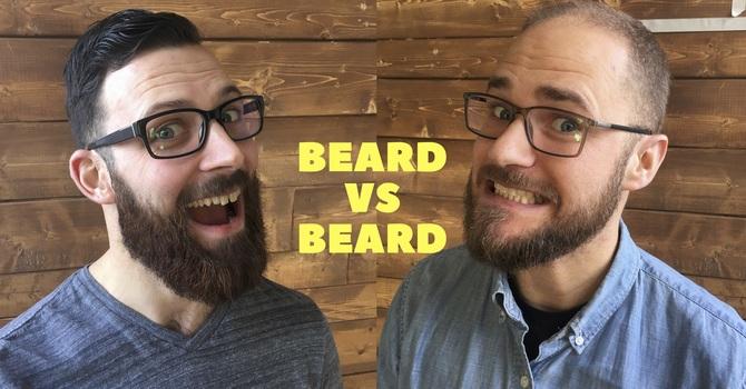 Beard vs Beard Missions Fundraiser image