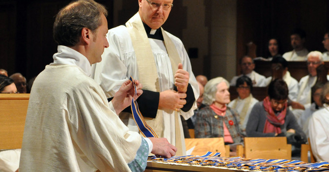 Nominees to the Order of the Diocese of New Westminster, 2016 image